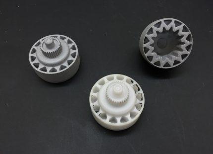 Diseño de engranaje en 3D-servicio de impresión 3D